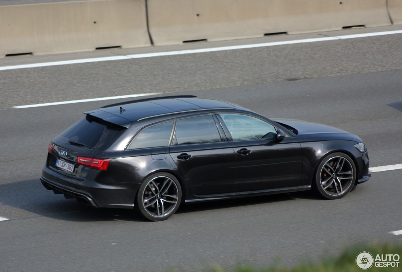 audi rs6 avant c7 17 mars 2015 autogespot. Black Bedroom Furniture Sets. Home Design Ideas