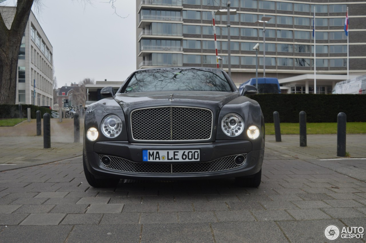 Bentley Mulsanne 2009 17 Mrz 2015 Autogespot