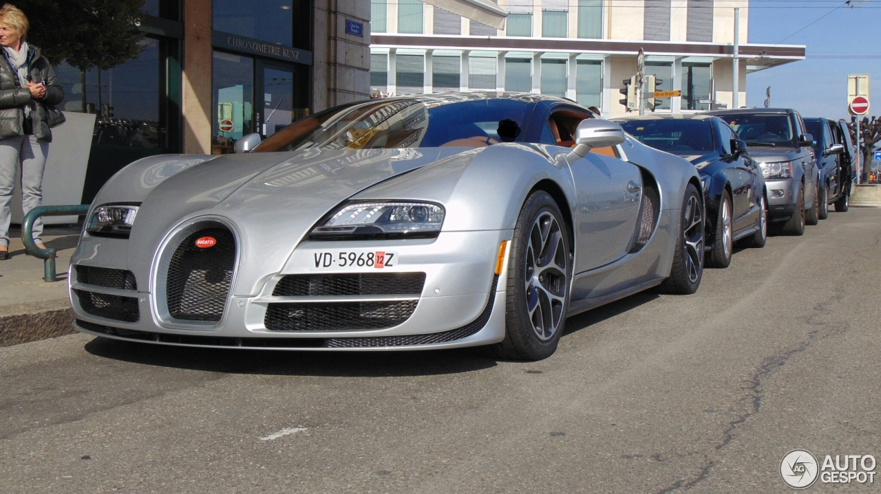 bugatti veyron 16 4 grand sport vitesse 17 march 2015 autogespot. Black Bedroom Furniture Sets. Home Design Ideas