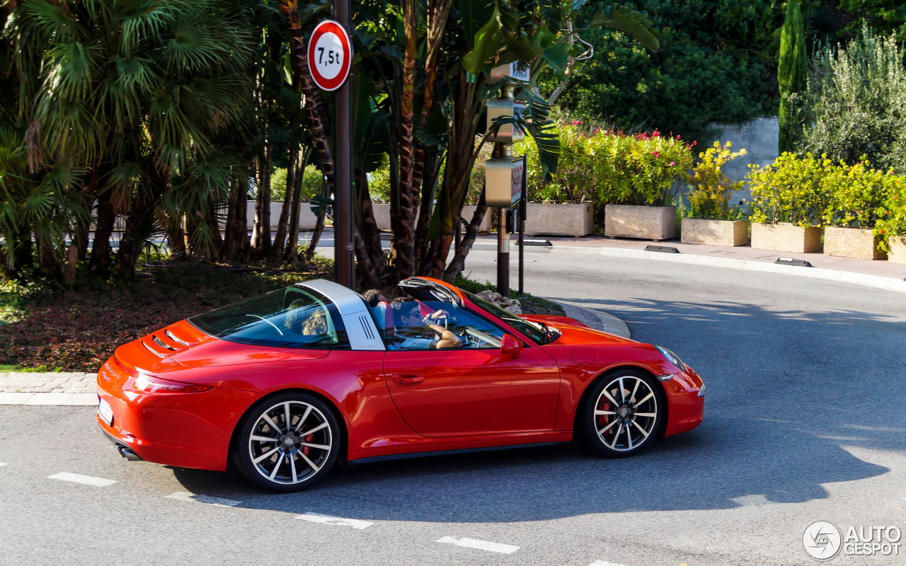 Porsche 991 Targa 4s 17 March 2015 Autogespot