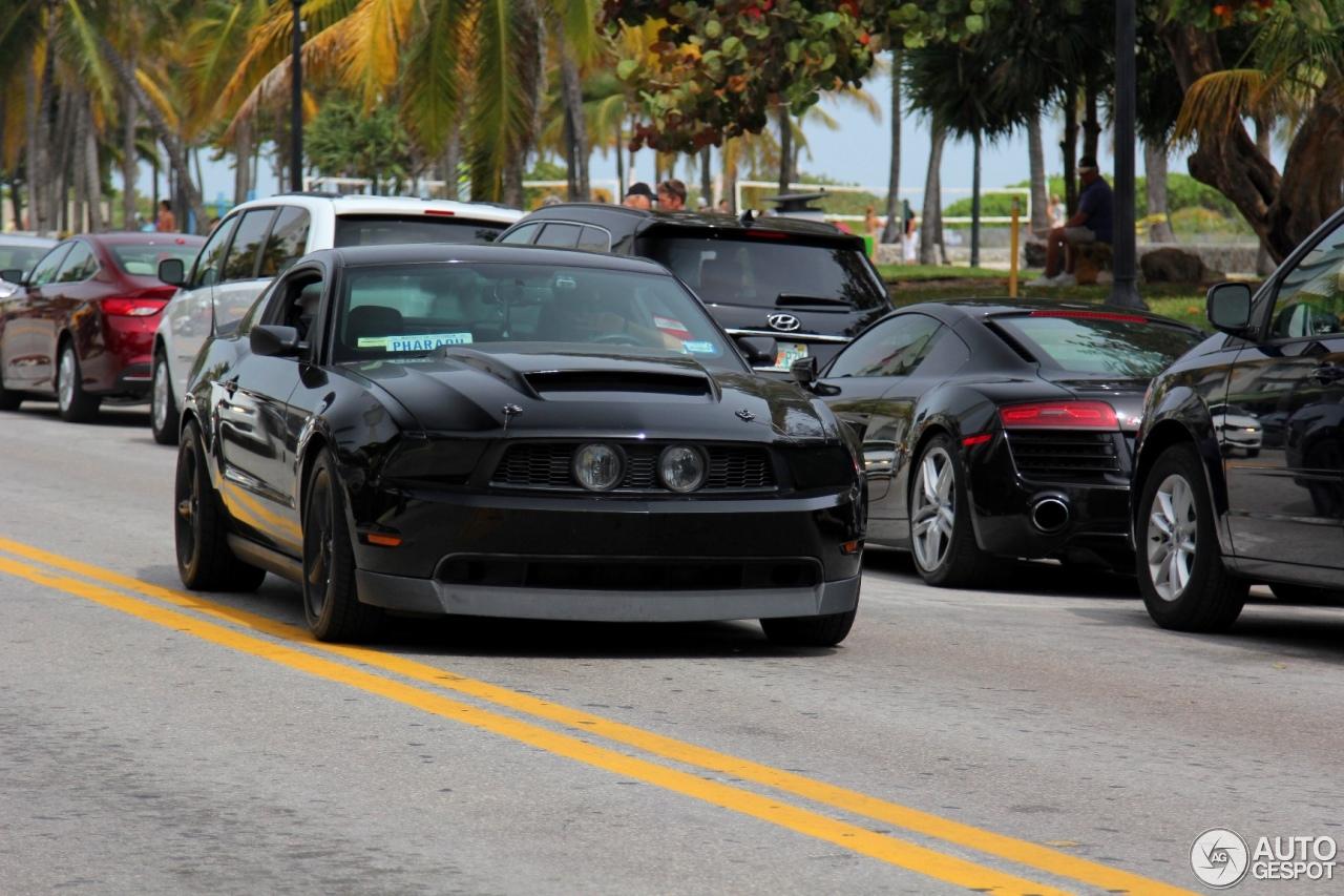 Saleen 435 S Mustang 2010 17 March 2015 Autogespot