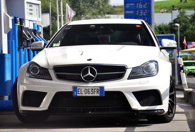 Mercedes-Benz C 63 AMG Coupé Black Series