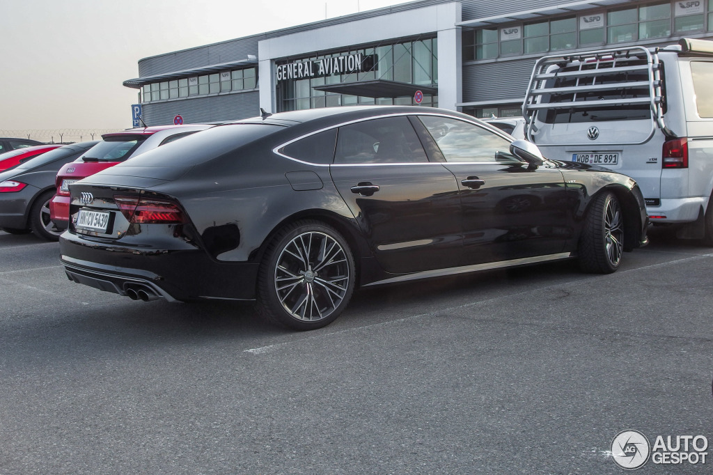 Audi S7 Sportback 2015 19 March 2015 Autogespot