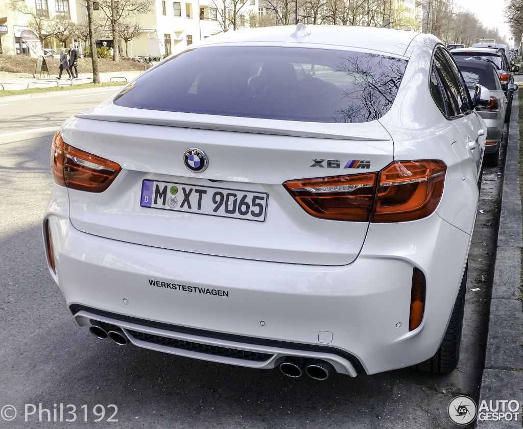 Bmw X6 M F86 19 March 2015 Autogespot