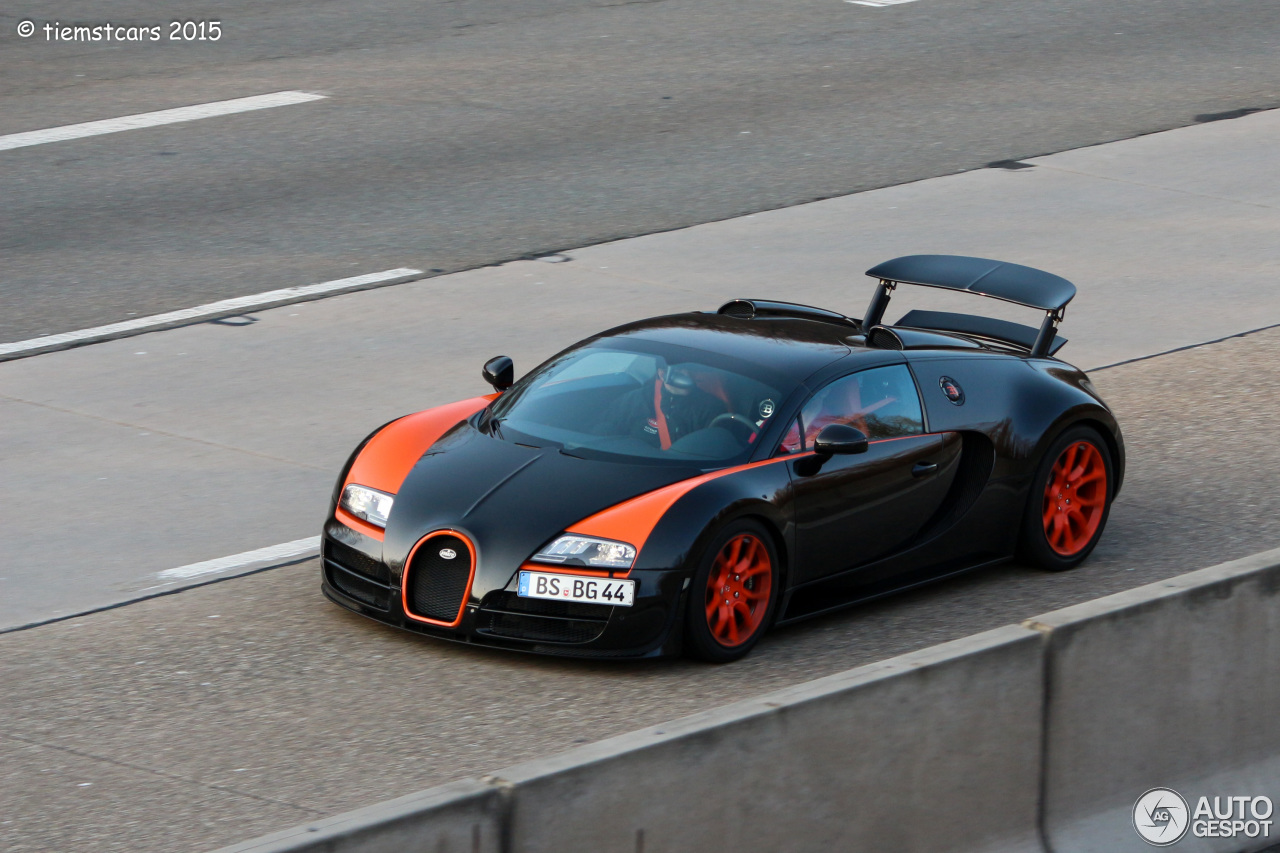 bugatti veyron 16 4 grand sport vitesse world record car edition 19 mrz 201. Black Bedroom Furniture Sets. Home Design Ideas