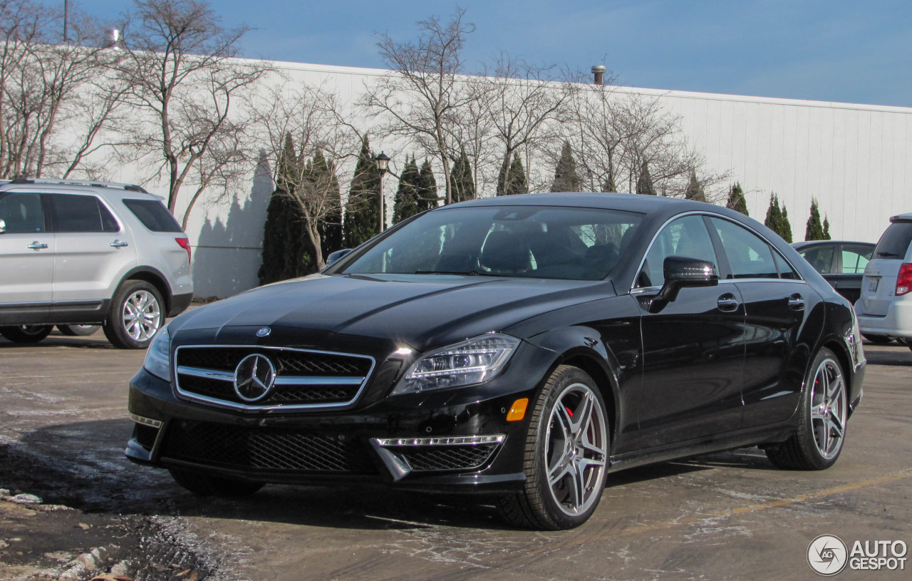 Mercedes Cls 63 Amg Black Series 1 i Mercedes Benz Cls 63 Amg s