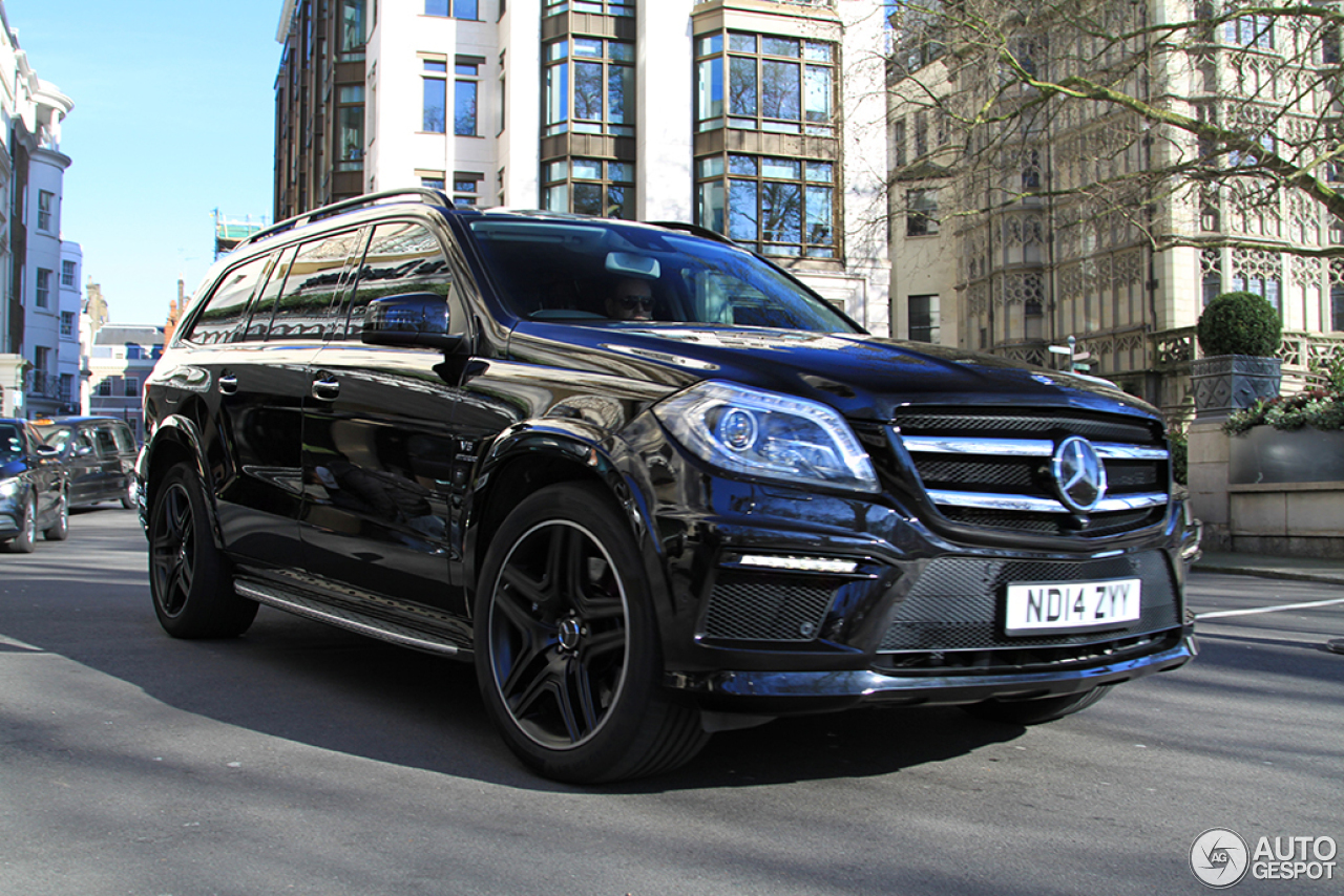 Mercedes benz gl 63 amg x166 19 march 2015 autogespot for Mercedes benz gl amg 2015