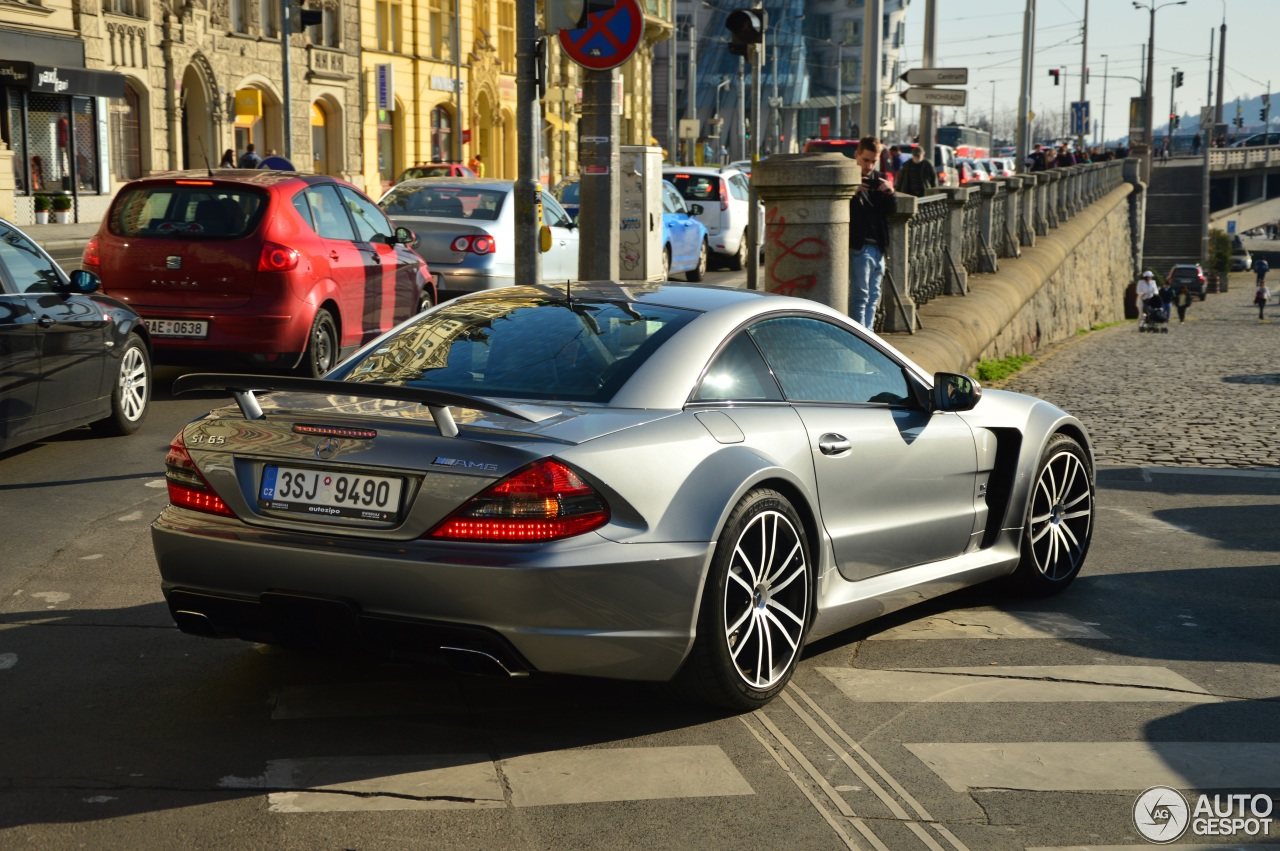 mercedes benz sl 65 amg black series 19 march 2015 autogespot. Black Bedroom Furniture Sets. Home Design Ideas