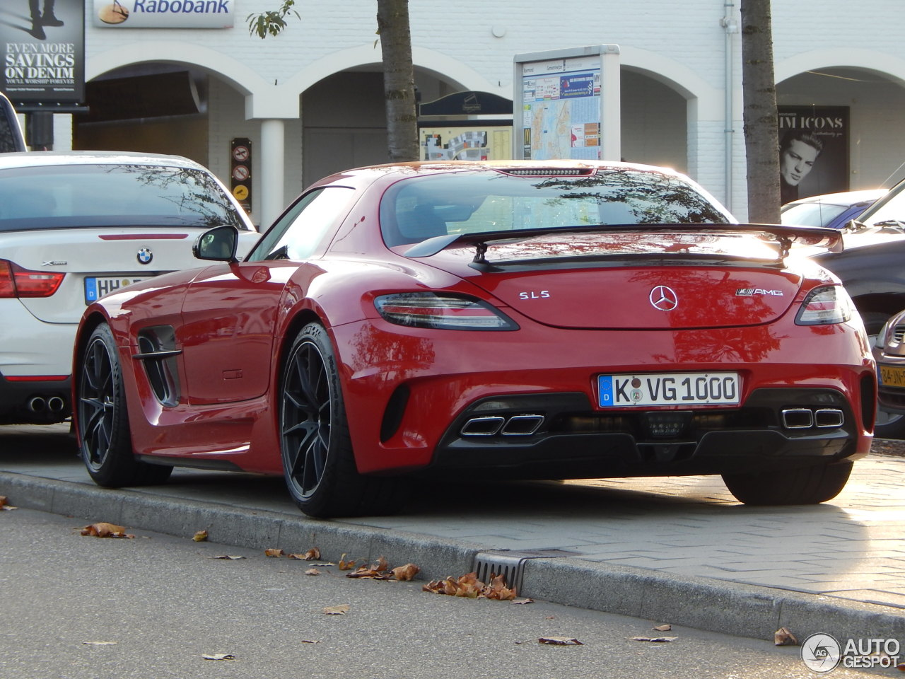 5 i mercedes benz sls amg black series 5