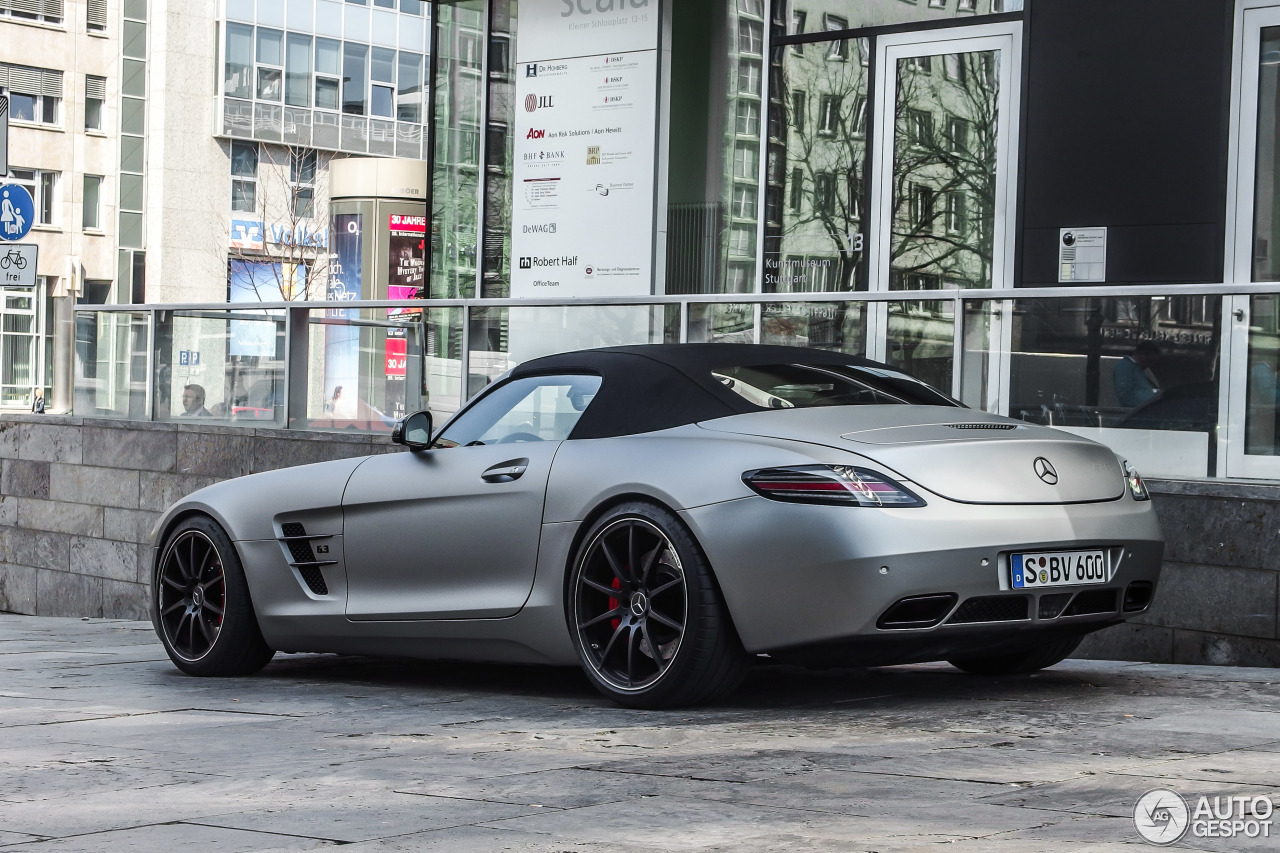 Mercedes benz sls amg gt roadster 19 mrz 2015 autogespot for 2015 mercedes benz sls amg