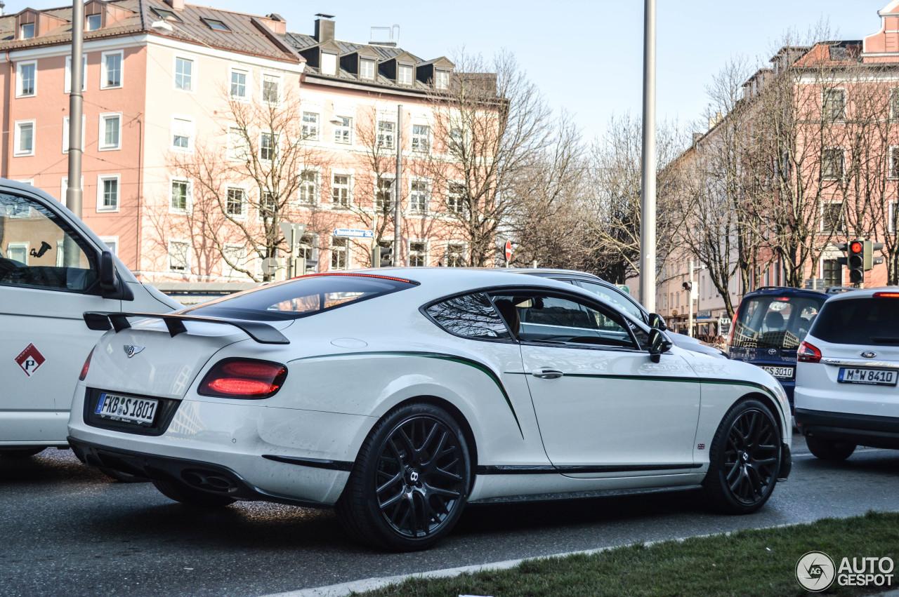 Bentley Continental GT3-R - 20 March 2015 - Autogespot