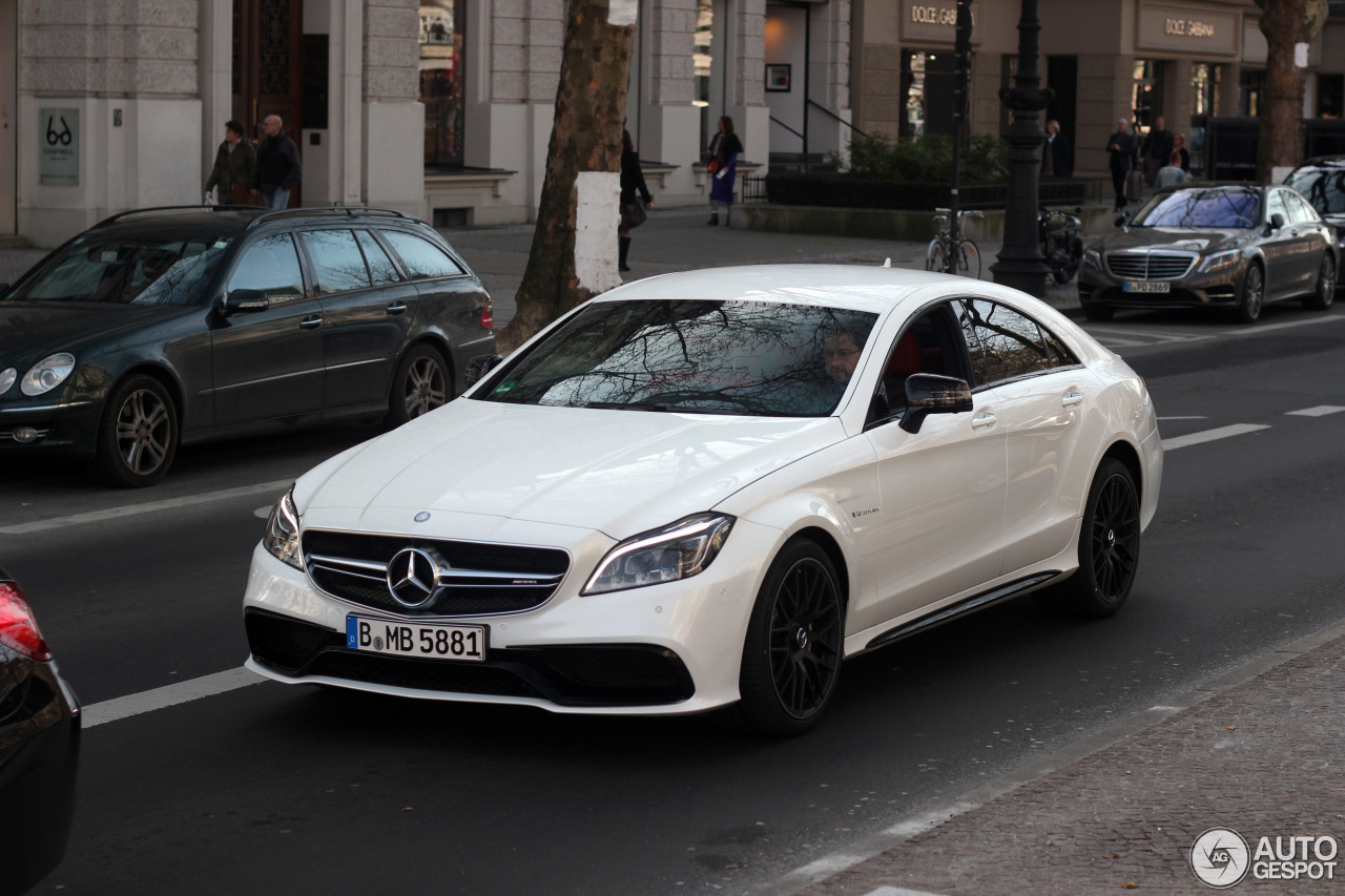 mercedes benz cls 63 amg c218 2015 20 march 2015 autogespot. Black Bedroom Furniture Sets. Home Design Ideas