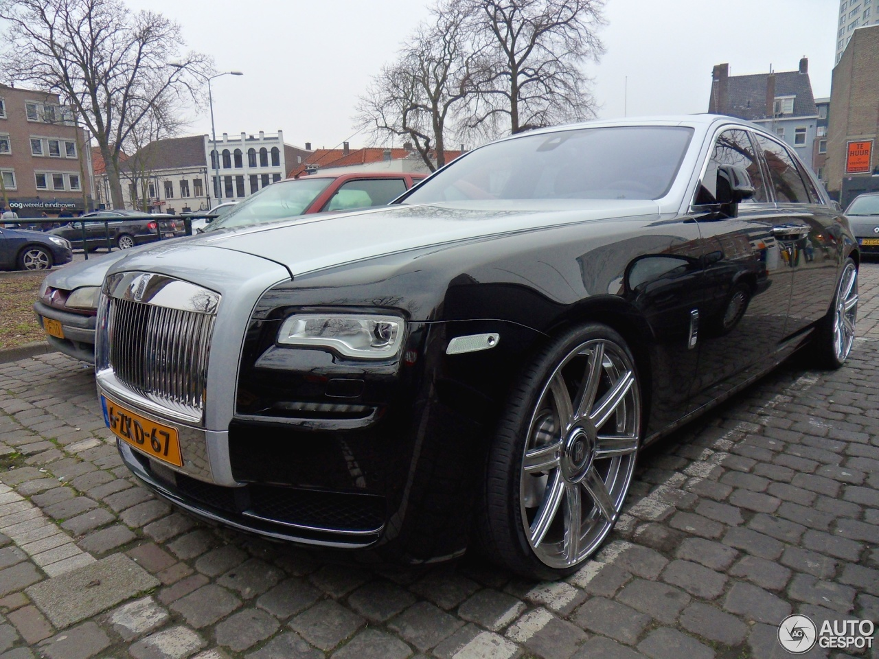 rolls royce ghost series ii 20 march 2015 autogespot. Black Bedroom Furniture Sets. Home Design Ideas