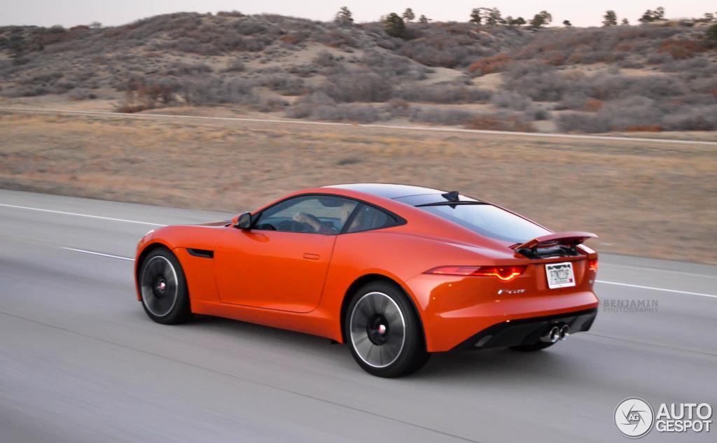 Jaguar FTYPE S Coupé March Autogespot - 2015 jaguar f type s