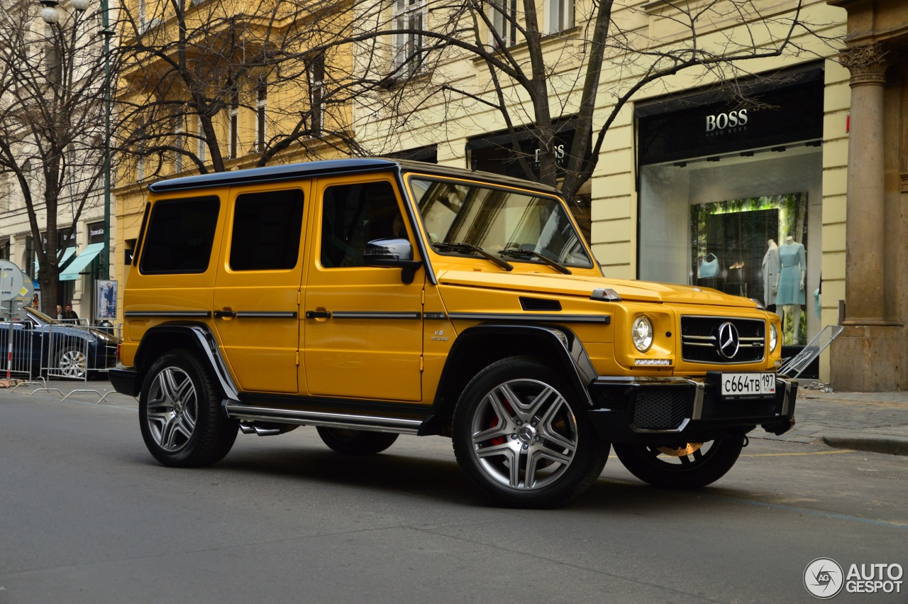 mercedes benz g 63 amg crazy color edition 21 march 2015 autogespot. Black Bedroom Furniture Sets. Home Design Ideas