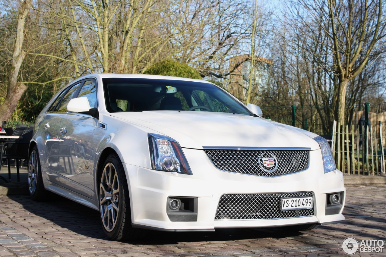cadillac cts v sport wagon 22 march 2015 autogespot. Black Bedroom Furniture Sets. Home Design Ideas