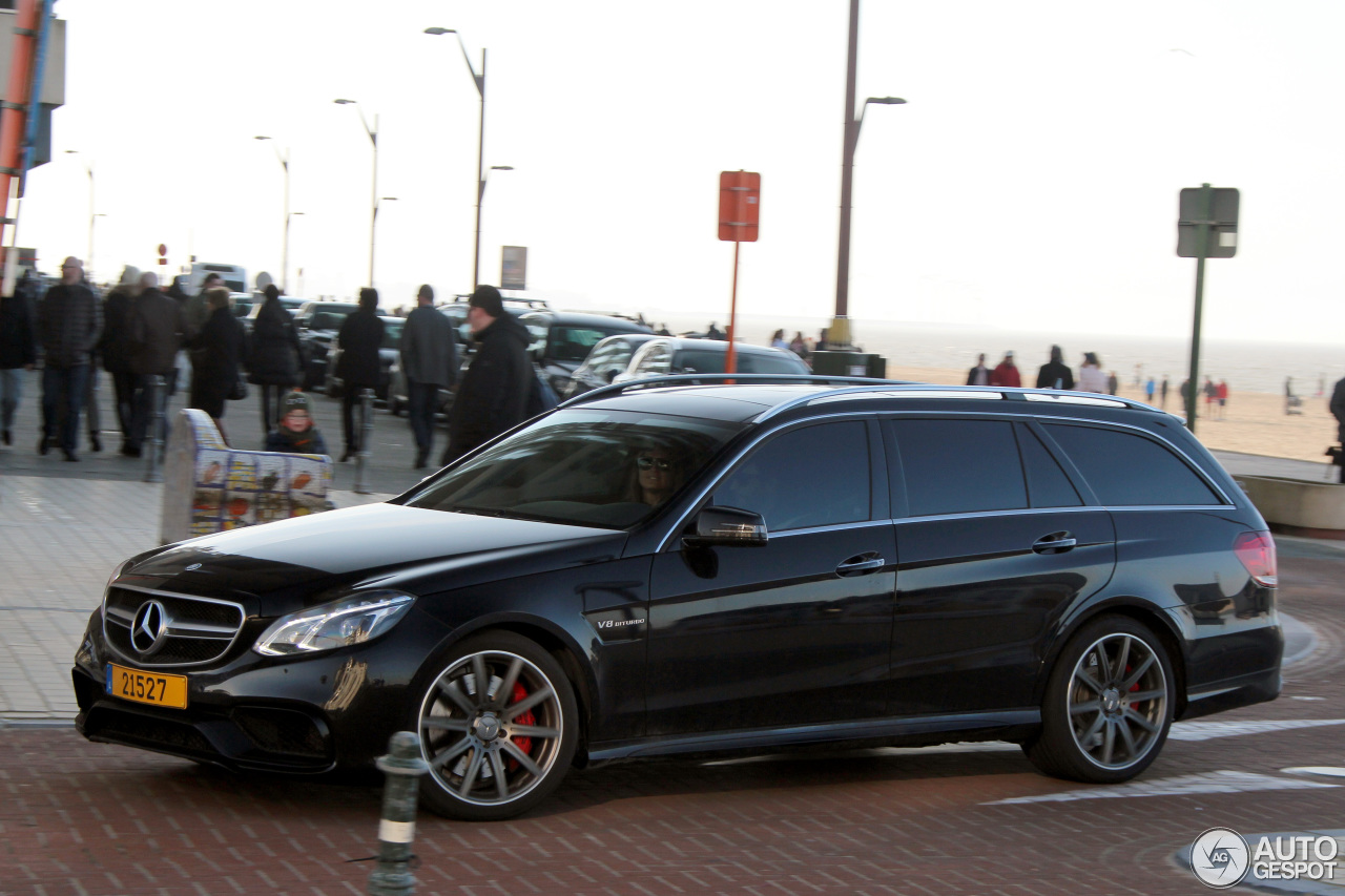 Mercedes Benz E 63 Amg S Estate S212 22 March 2015