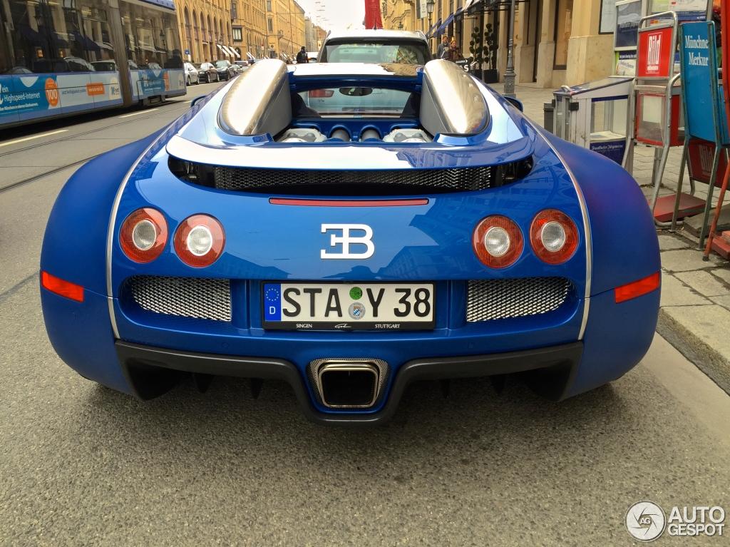 bugatti veyron 16 4 grand sport 23 mrz 2015 autogespot. Black Bedroom Furniture Sets. Home Design Ideas