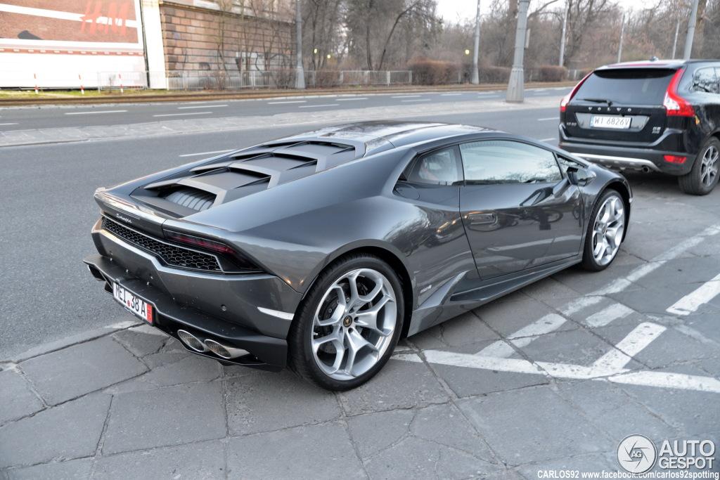 9 i lamborghini huracn lp610 4 9 - Lamborghini Huracan Grey