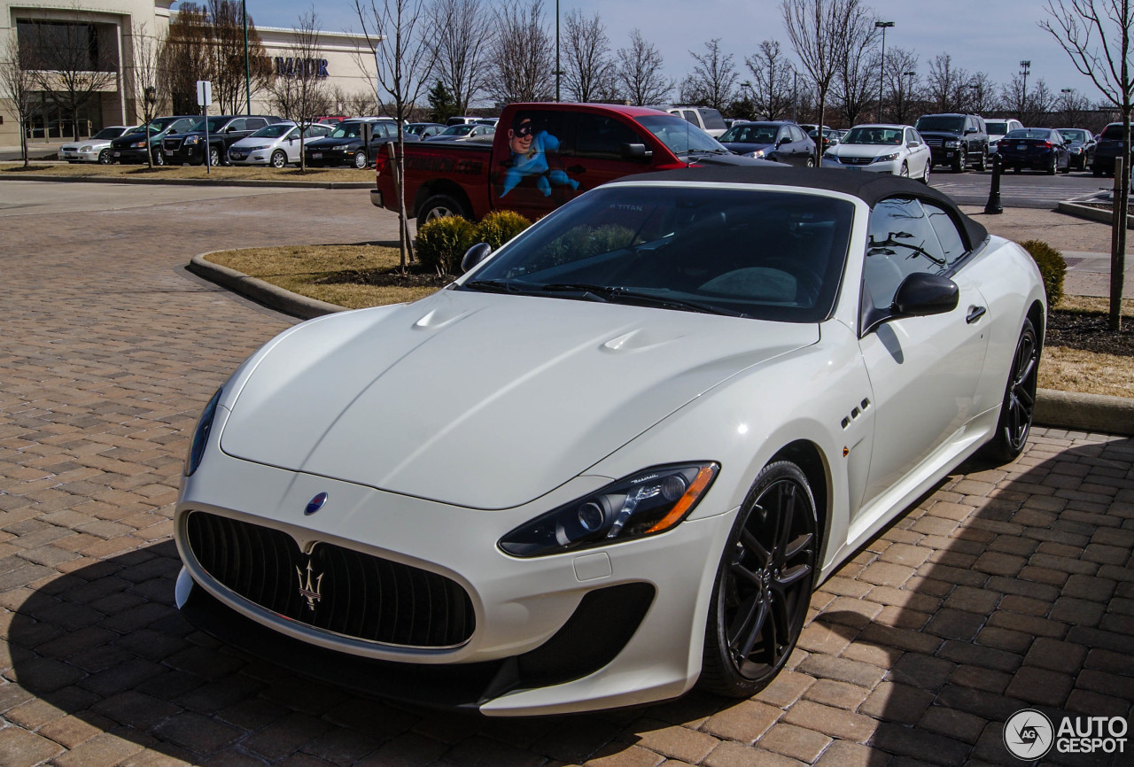 maserati grancabrio mc 24 march 2015 autogespot. Black Bedroom Furniture Sets. Home Design Ideas