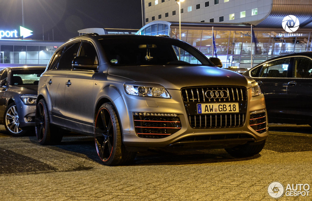 Audi Q7 V12 Tdi 25 March 2015 Autogespot