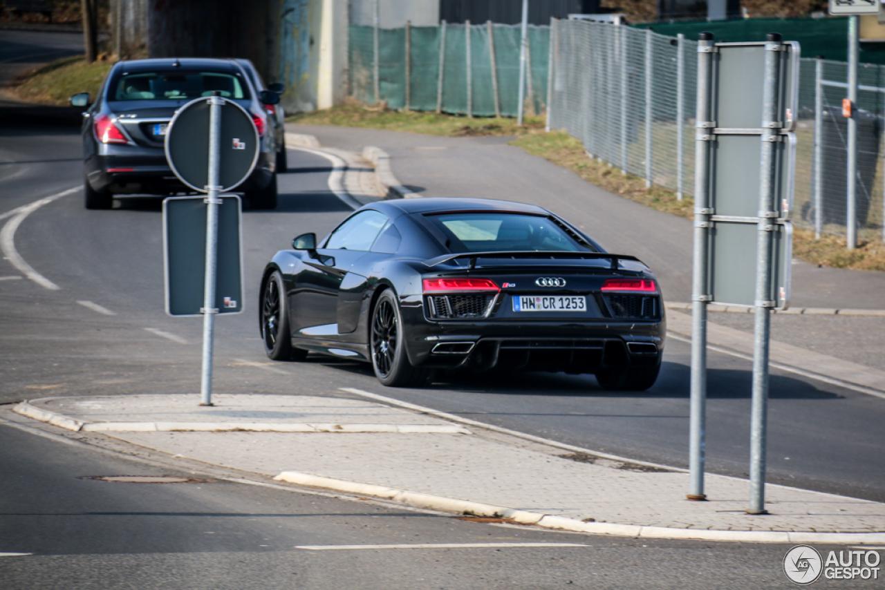 Audi R8 V10 Plus 2015 25 March 2015 Autogespot