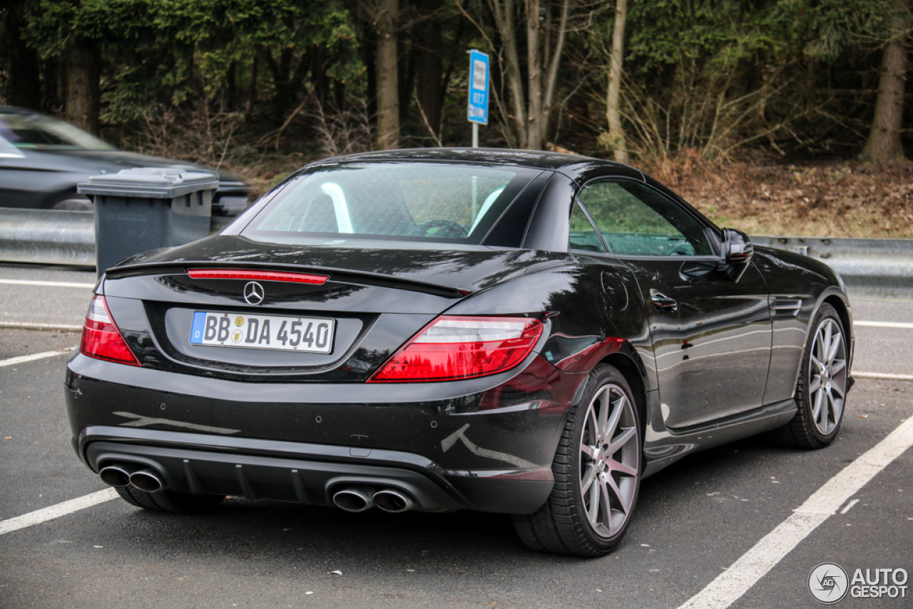 Mercedes benz slk 55 amg r172 25 march 2015 autogespot for 2008 mercedes benz slk55 amg