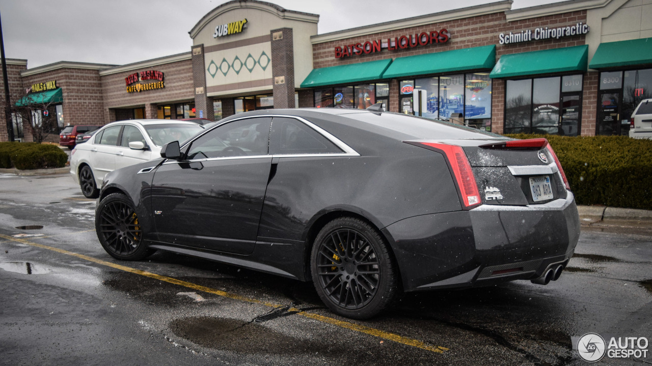 cadillac cts v coup 26 mrz 2015 autogespot. Black Bedroom Furniture Sets. Home Design Ideas