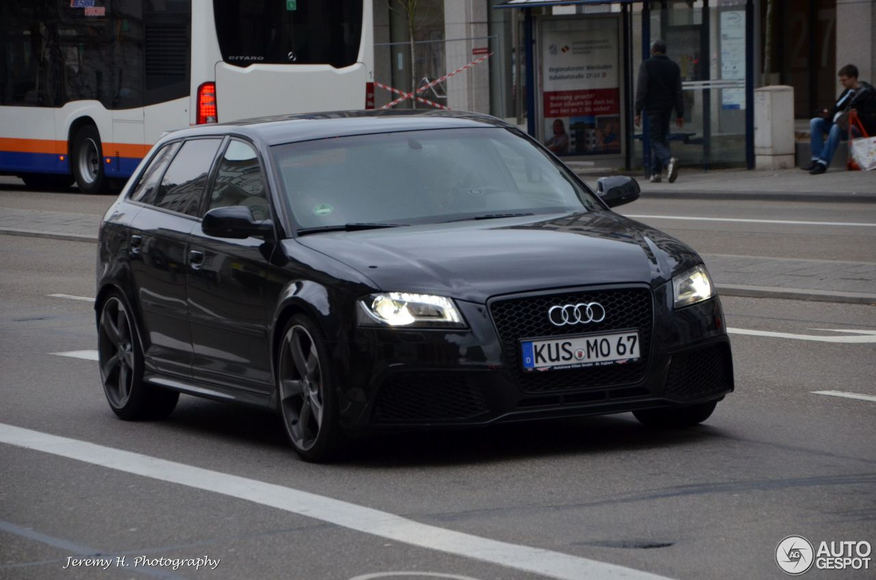 audi rs3 sportback 27 mars 2015 autogespot. Black Bedroom Furniture Sets. Home Design Ideas