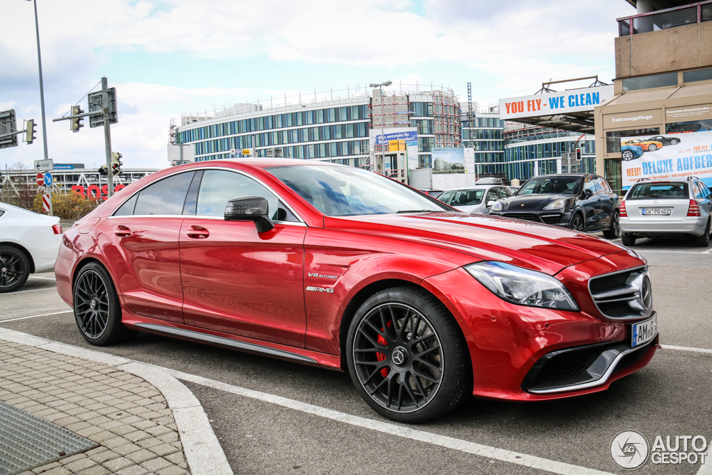 Mercedes Benz Cls  Amg Matic S Modell C
