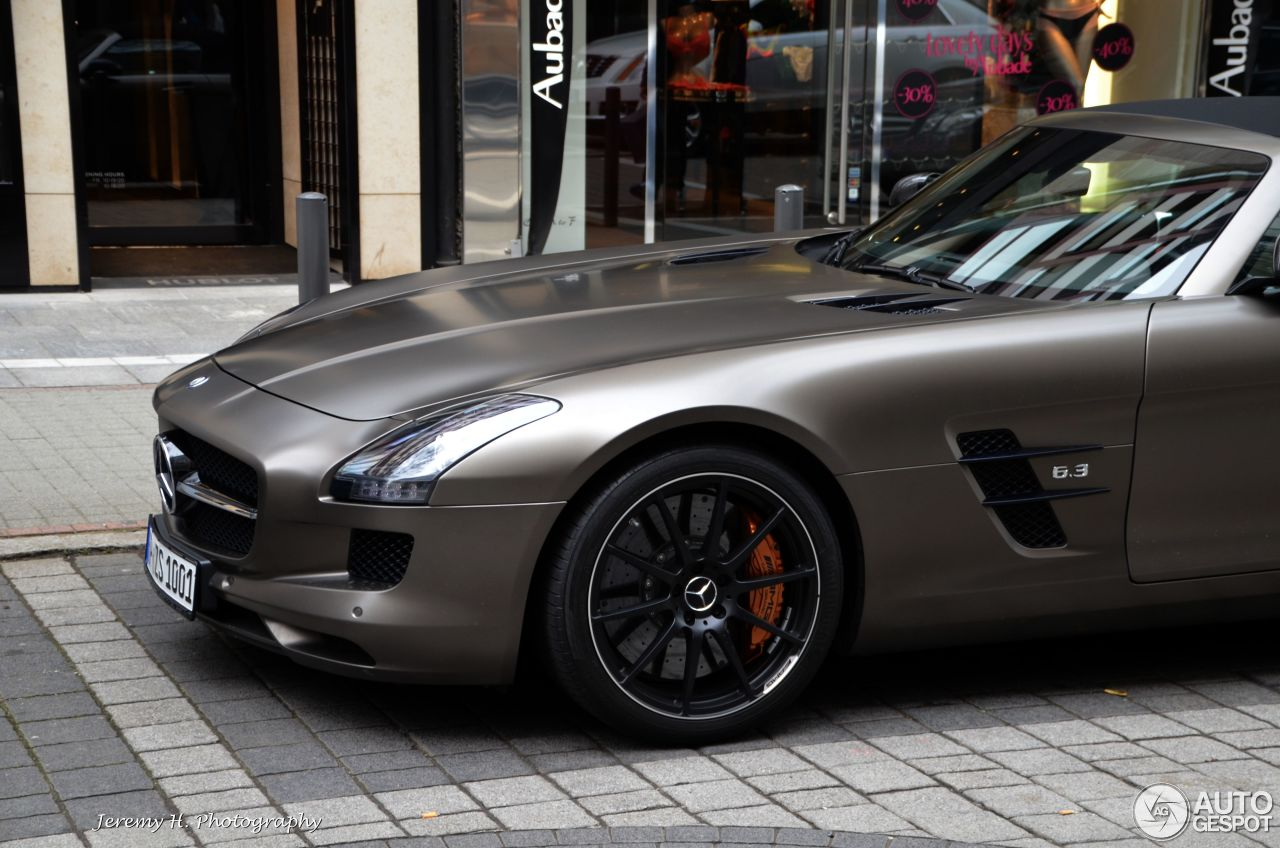 Mercedes benz sls amg gt roadster 27 mars 2015 autogespot for 2015 mercedes benz sls amg