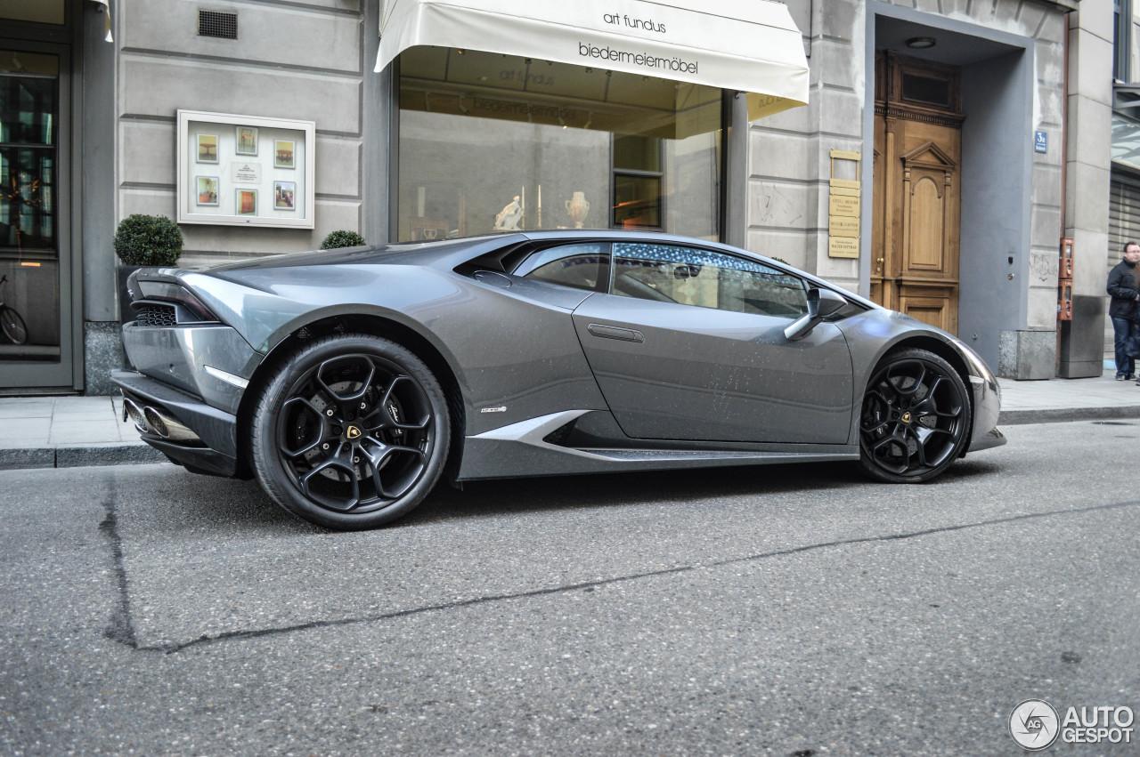 2 i lamborghini huracn lp610 4 2 - Lamborghini Huracan Grey