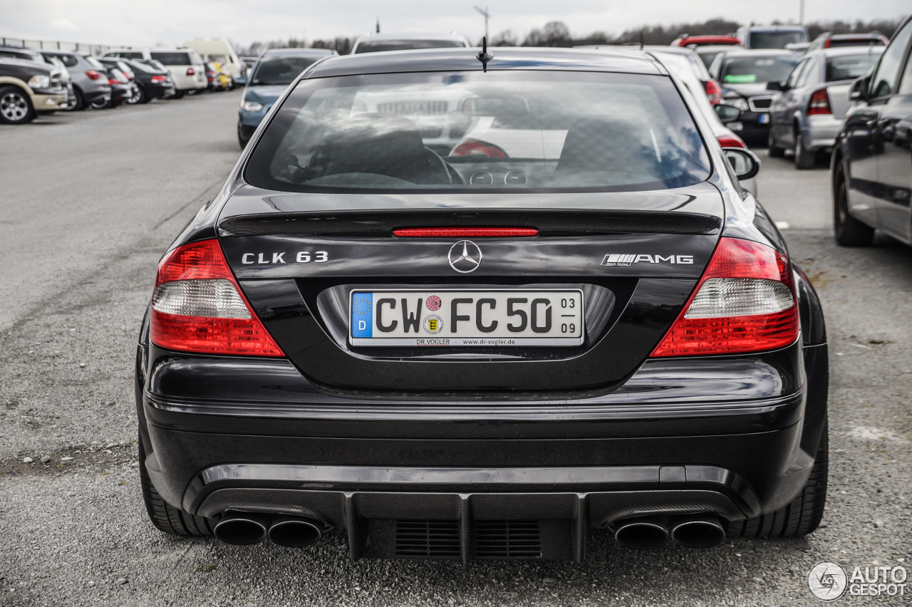 Mercedes benz clk 63 amg black series 28 march 2015 for Mercedes benz clk 63