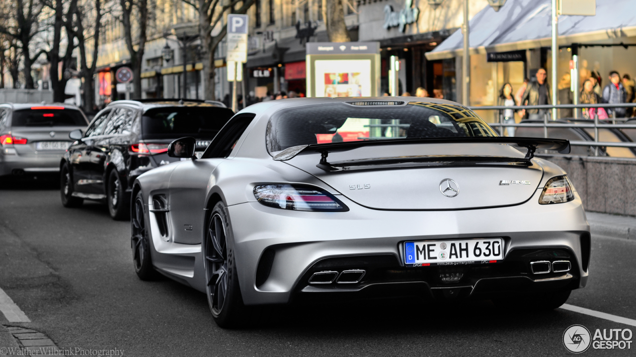 Mercedes benz sls amg black series 28 mrz 2015 autogespot for 2015 mercedes benz sls amg