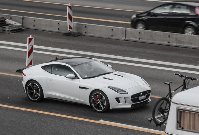 Jaguar F-TYPE R Coupé