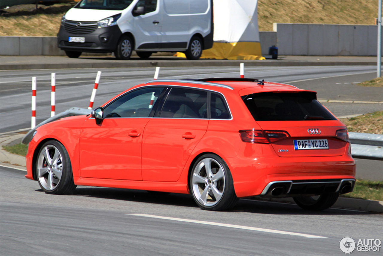 audi rs3 sportback 8v 29 march 2015 autogespot. Black Bedroom Furniture Sets. Home Design Ideas