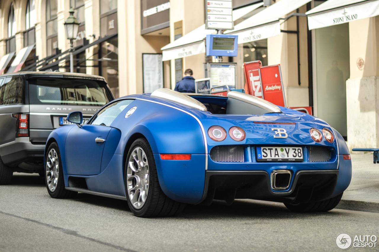 bugatti veyron 16 4 grand sport 29 mrz 2015 autogespot. Black Bedroom Furniture Sets. Home Design Ideas