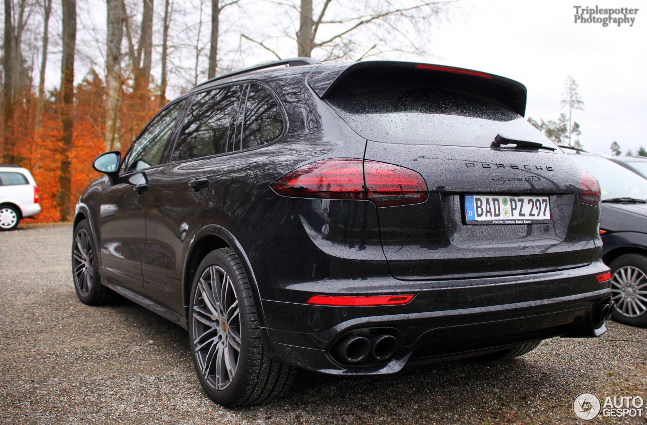 porsche 958 cayenne gts mkii 29 mrz 2015 autogespot. Black Bedroom Furniture Sets. Home Design Ideas