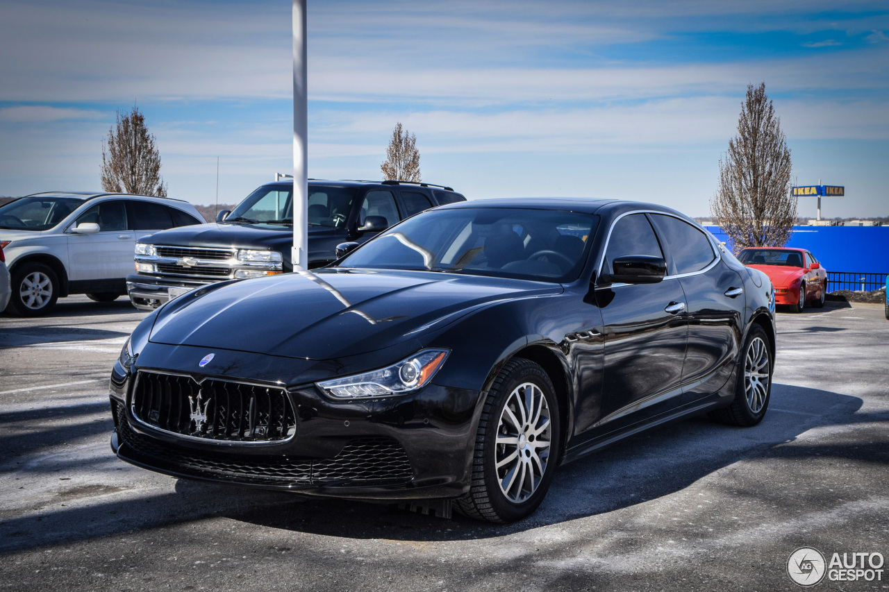 Amazoncom 2015 Maserati Ghibli Reviews Images and