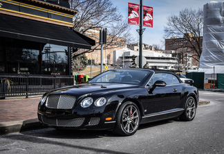 Bentley Continental GTC 2012 Le Mans Edition