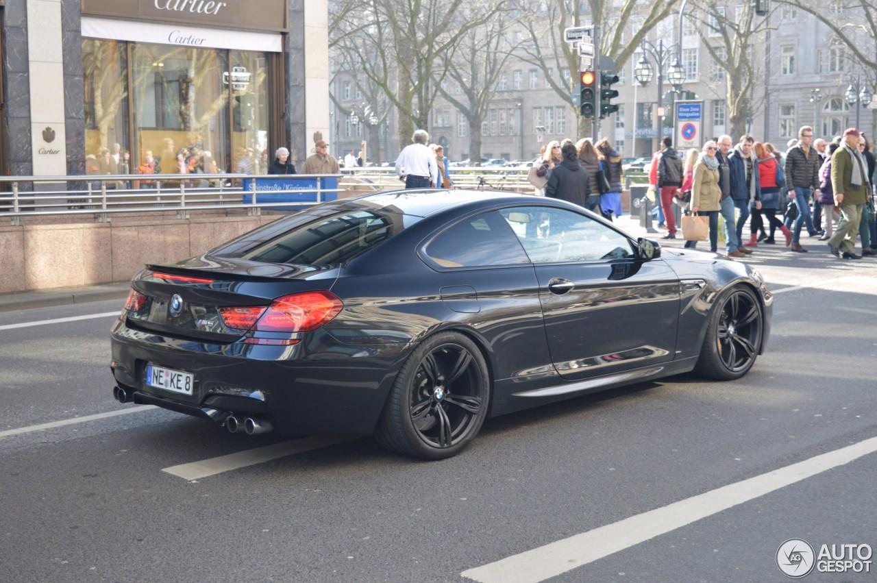 Bmw M6 F13 1 April 2015 Autogespot