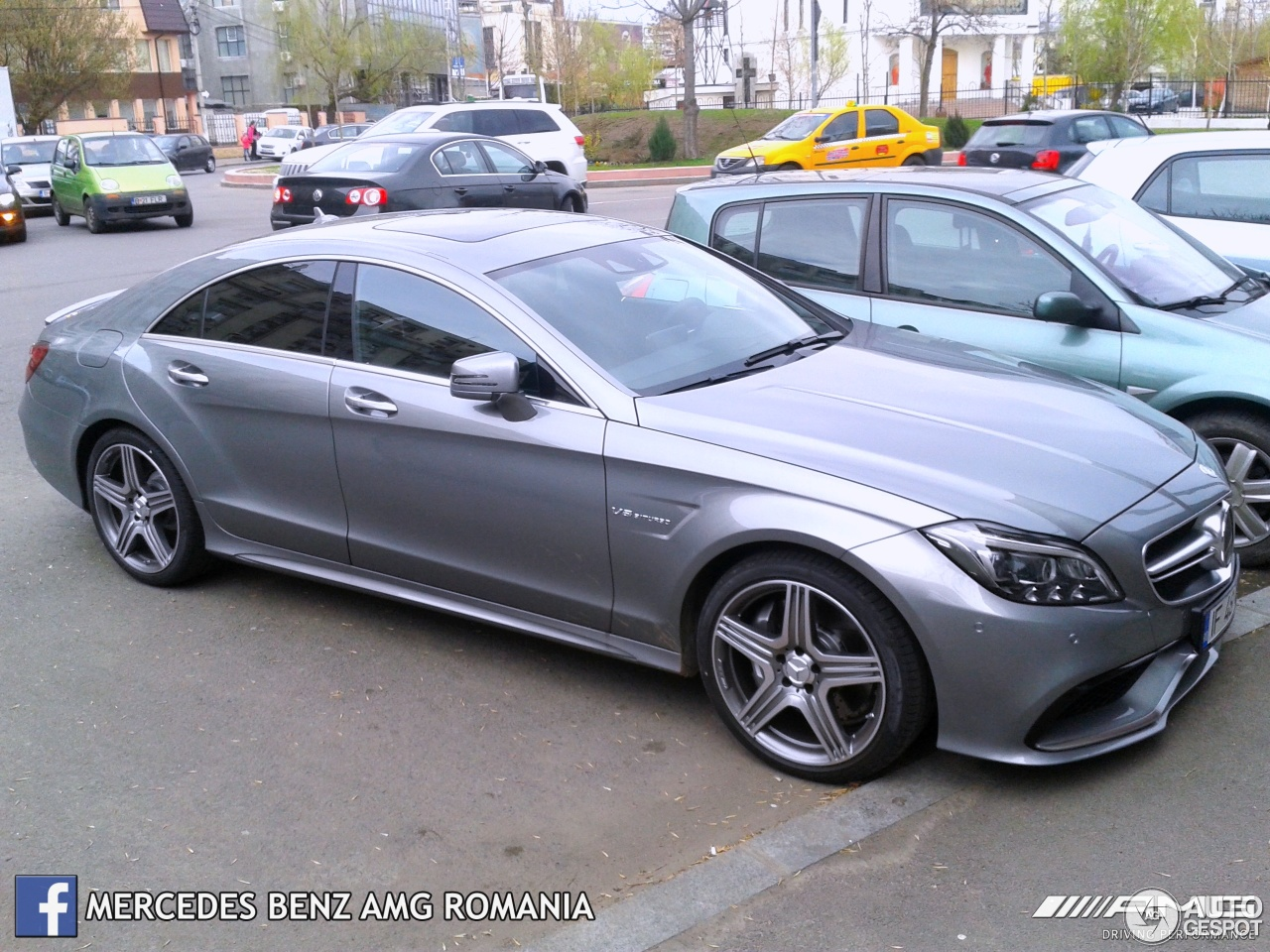 mercedes benz cls 63 amg c218 2015 1 april 2015 autogespot. Black Bedroom Furniture Sets. Home Design Ideas