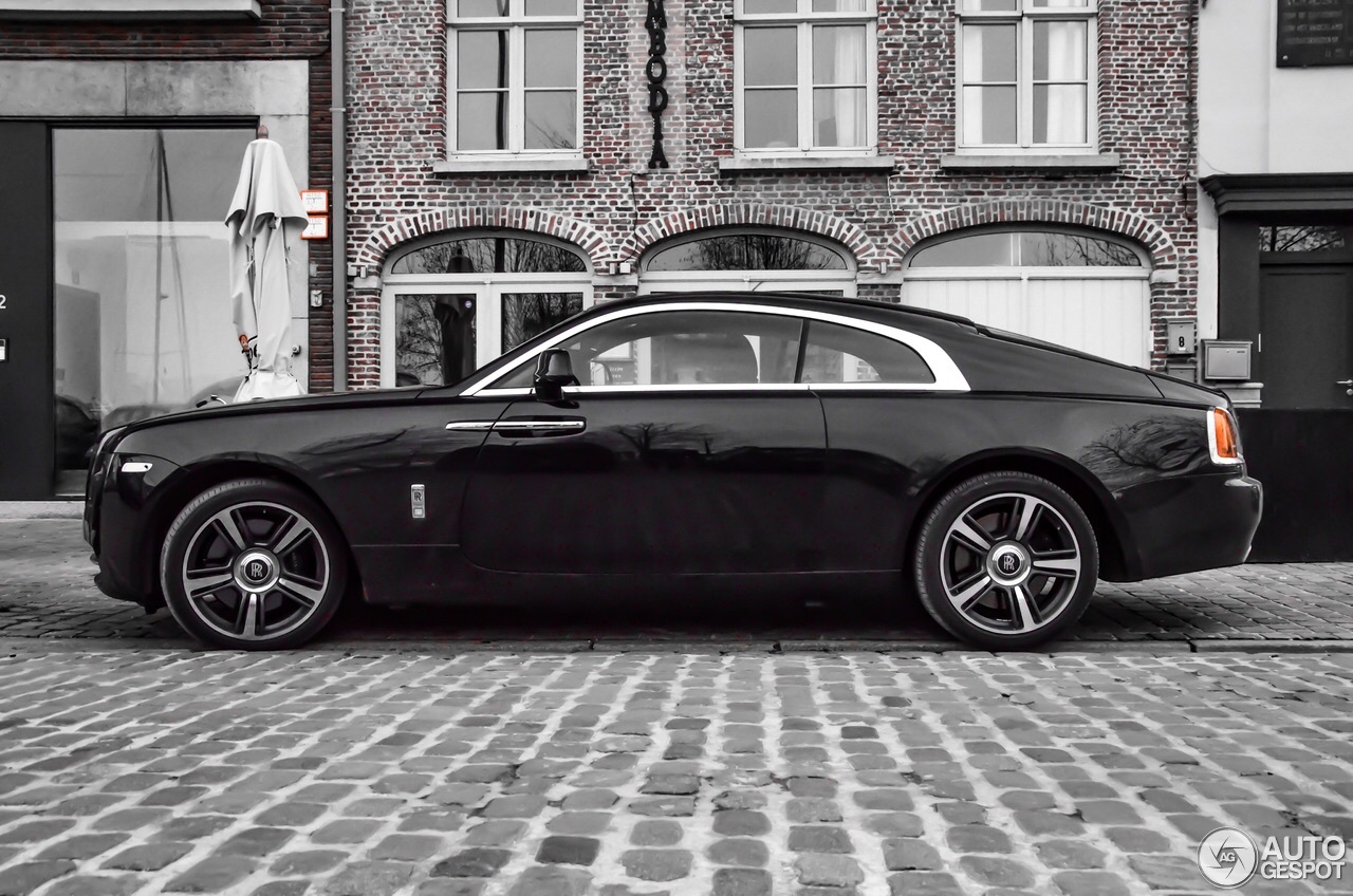 rolls royce wraith 1 april 2015 autogespot. Black Bedroom Furniture Sets. Home Design Ideas