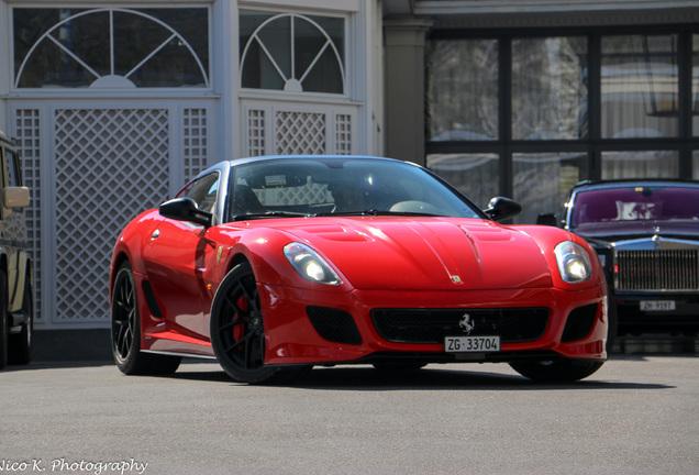 Ferrari 599 GTO