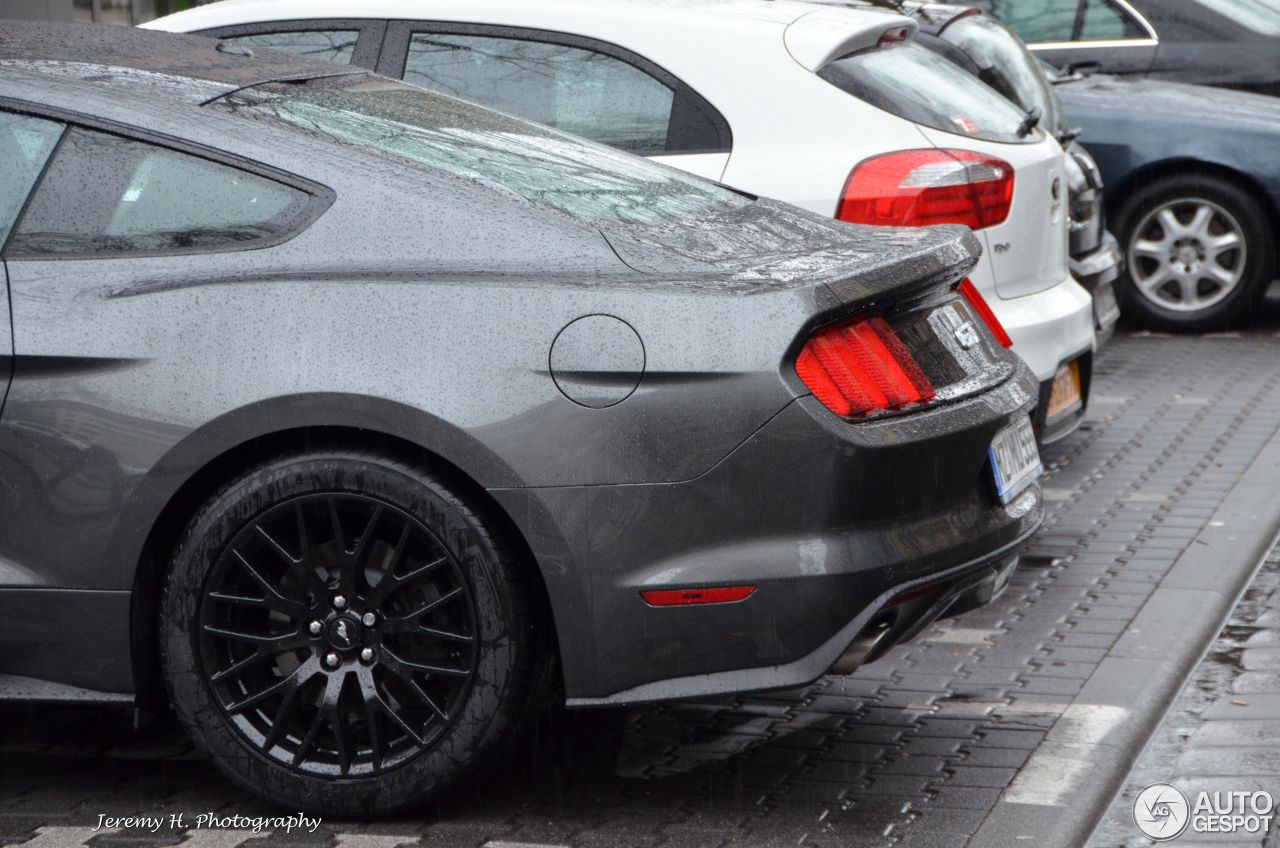 Ford Mustang Gt 2015 5 April 2015 Autogespot