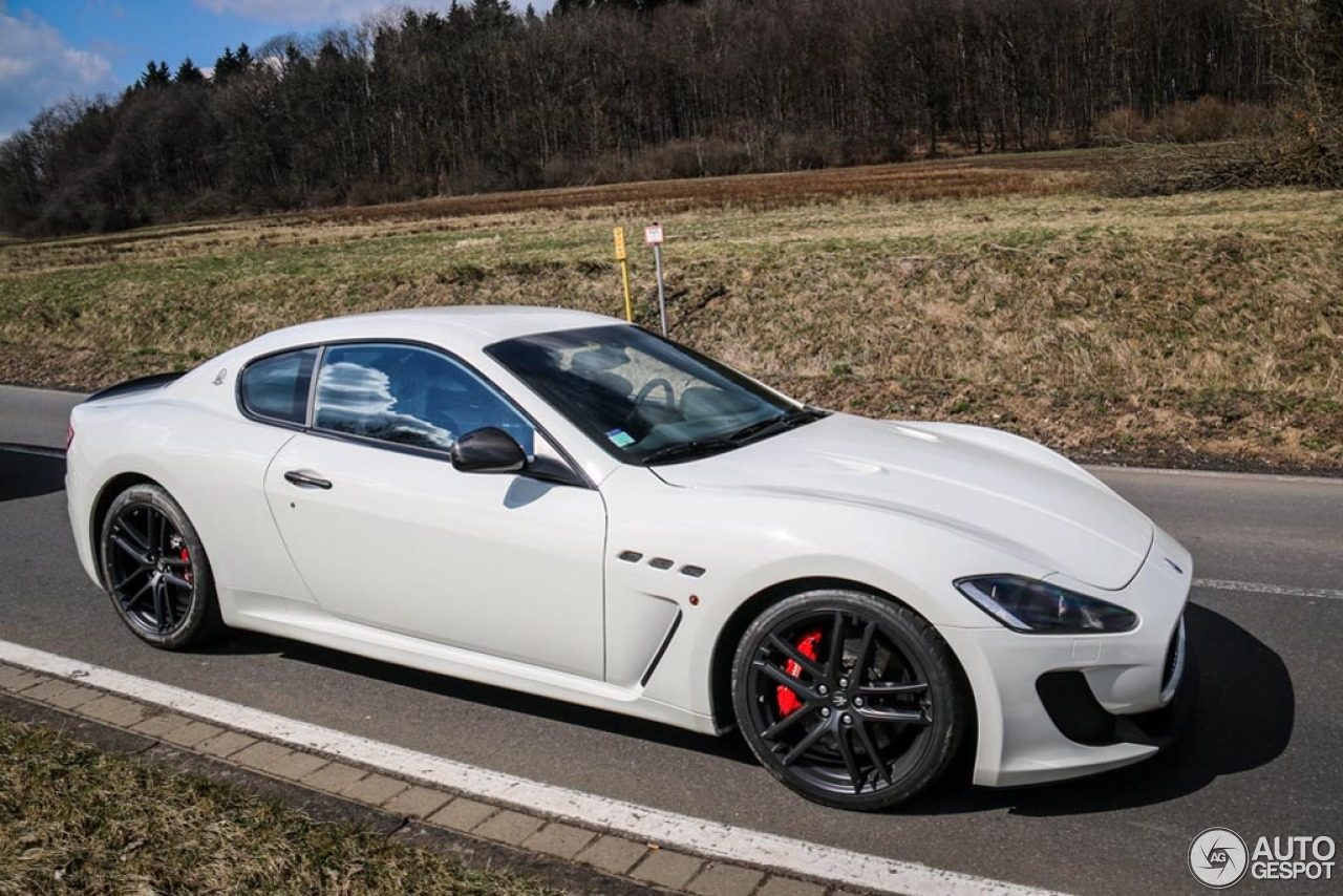 Maserati Granturismo Mc Stradale 5 April 2015 Autogespot