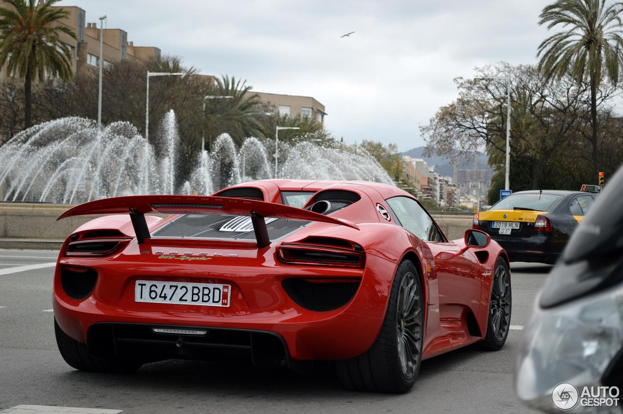 porsche 918 spyder 5 april 2015 autogespot