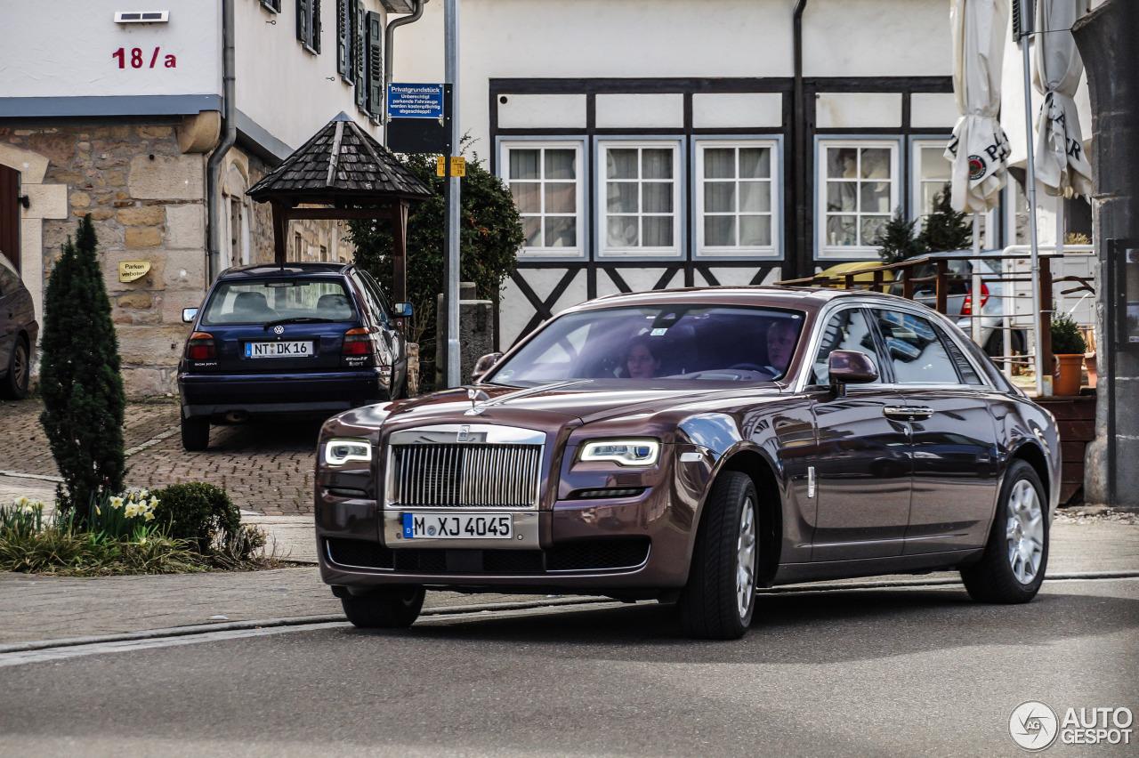 Rolls Royce Ghost Ewb Series Ii 5 April 2015 Autogespot