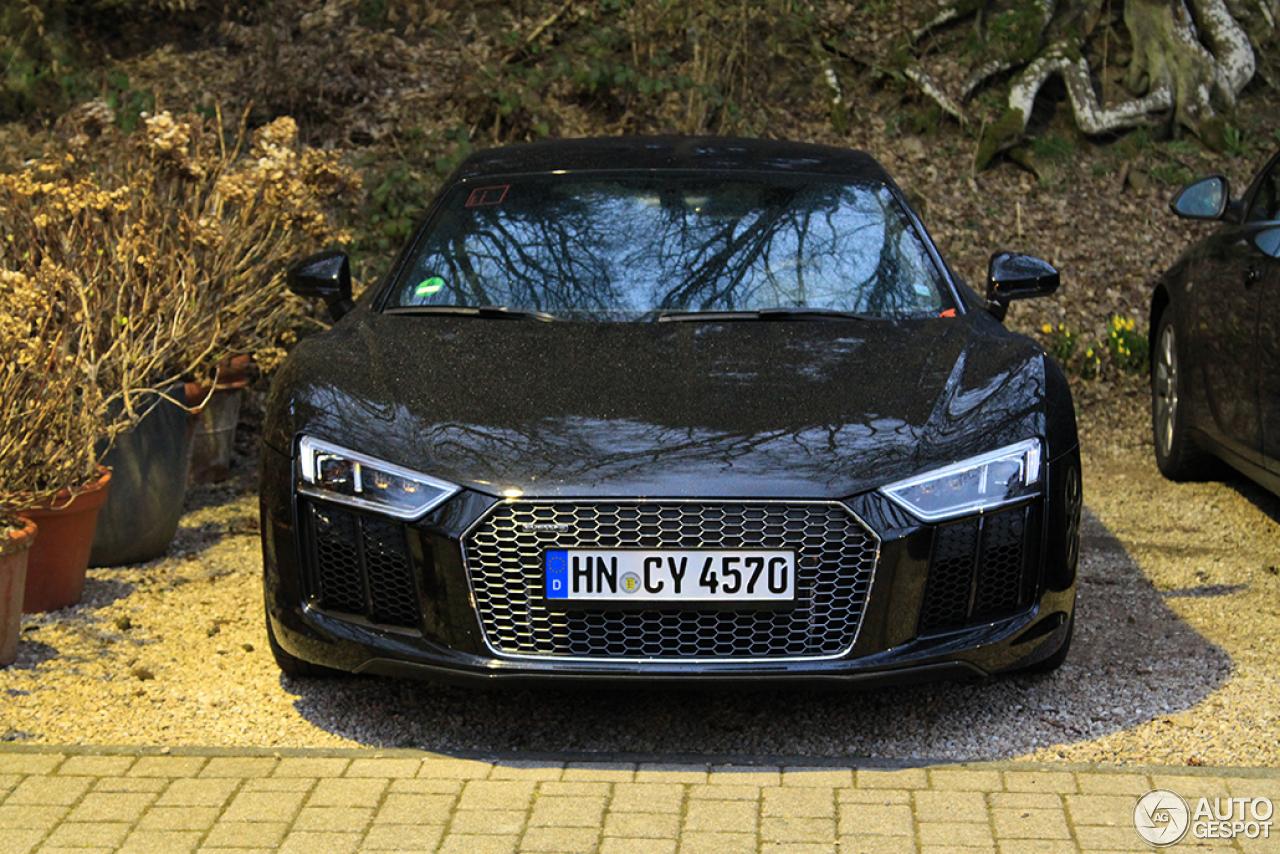 Populaire Audi R8 V10 Plus 2015 - 6 April 2015 - Autogespot GE08