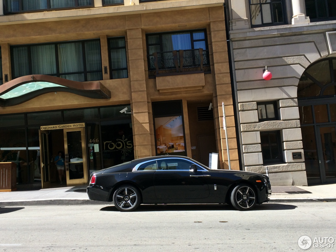 Rolls-Royce Wraith - 6 April 2015 - Autogespot